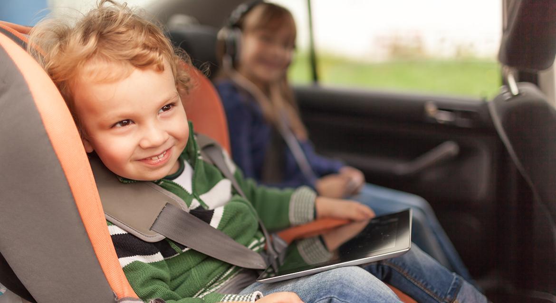 Så får du en lugn och behaglig resa med barnen