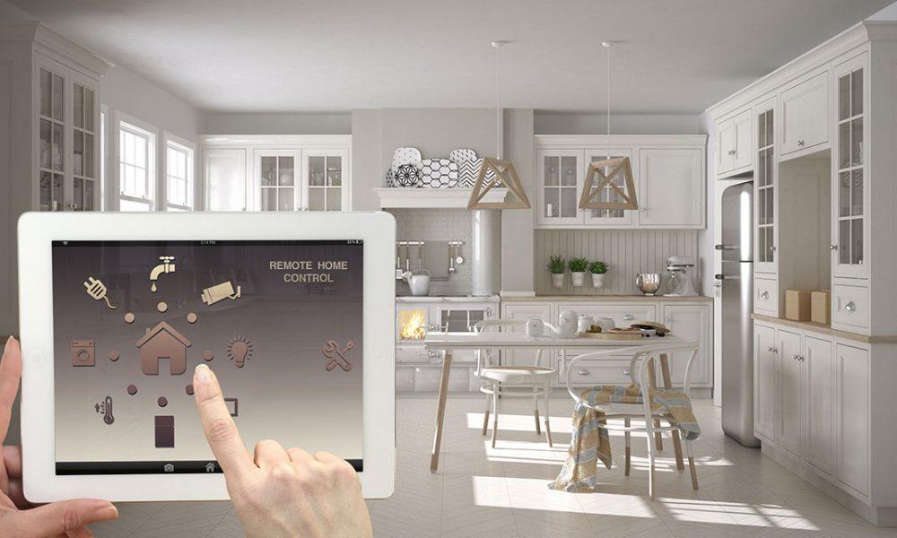 Håll koll på hemmet med smart teknik!