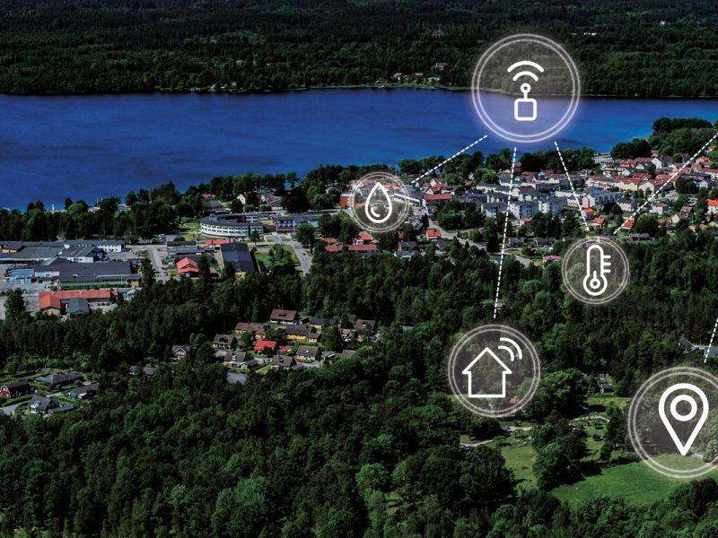Smarta sensorer skapar nya möjligheter