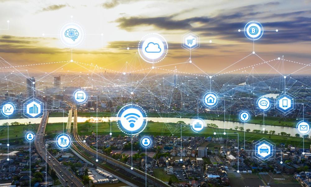 Satsning för att hjälpa småföretagare att utvecklas med IoT-teknik